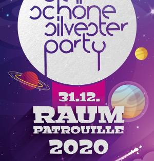 Die Schöne Silvesterparty am 31.12.19 - 3 Dancefloors & Live-Musik