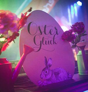 Die Schöne Party am 20.04.19 - Die Schöne Osterparty